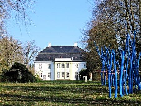 Palais, The Castle Of Augustenborg, Denmark, Annex
