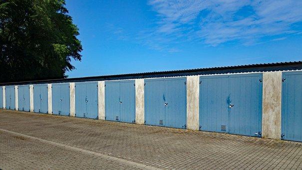 Garage, Garages, Garage Yard, Architecture