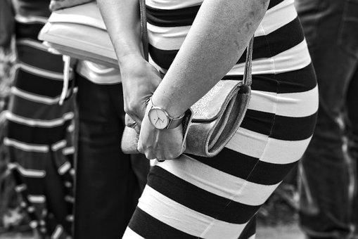 Person, Woman, Arm, Hand, Body, Watch, Wrist Watch