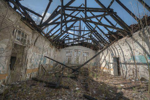 Industry, Architecture, Expression, Dance Hall, Asylum