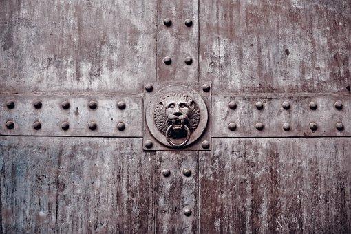 Goal, Portal, Door, Input, Gate, Historically