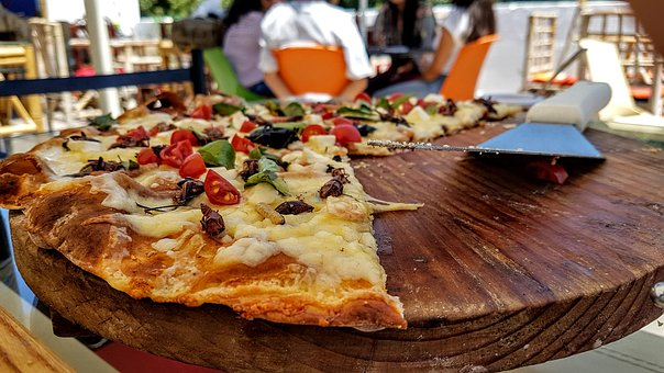 Food, Meal, Restaurant, Pizza, Insect, Insect Pizza