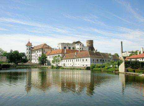 Czechia, Jindřichův Hradec, Tourism, Monument, History