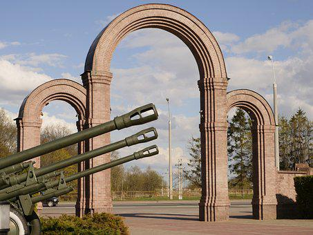 Victory Day, May 9, Monument Of Architecture, Old