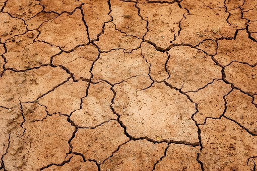 Earth, Drought, Ground, Dehydrated, Cracked, Nature