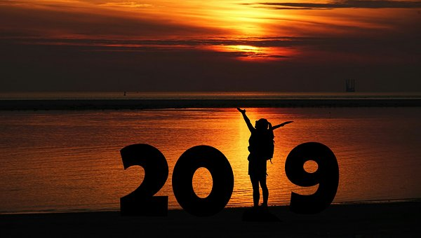 New Year, 2019, Lifestyle, Determination