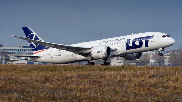 The Plane, Aircraft, Jet, Transport, Dreamliner, Boeing