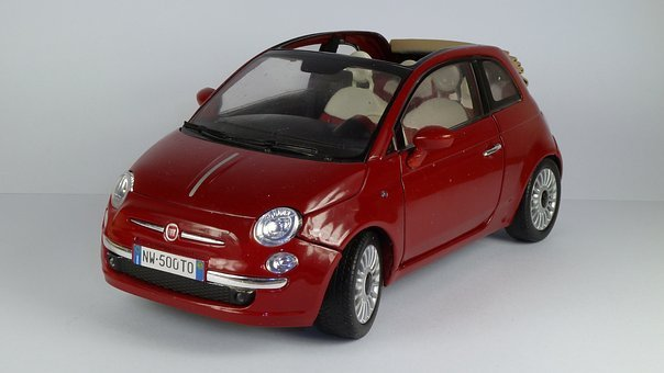 Fiat, 500c, Nuova, Cabrio, 2009, Convertible, 1x18