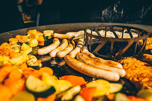 Food, Meal, Vegetables, Cook, Gourmet, Dinner