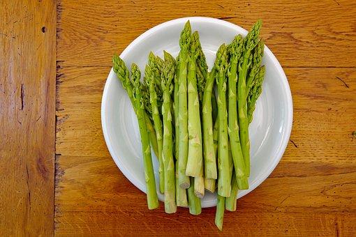 Green Asparagus, Food, Vegetables, Asparagus