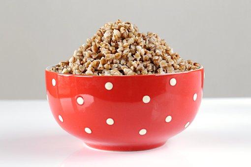 Buckwheat, Porridge, Krupa, Diet, Useful, Breakfast