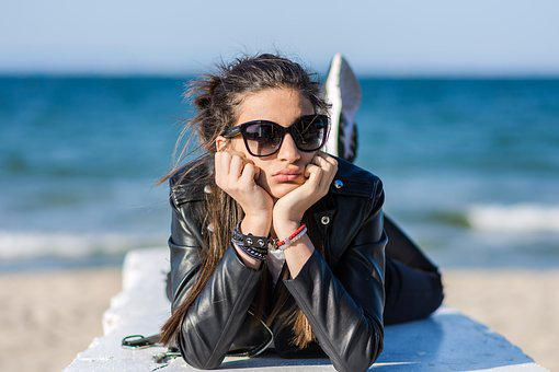 Sunglasses, Model, Fashion, Woman, Attractive, Trendy