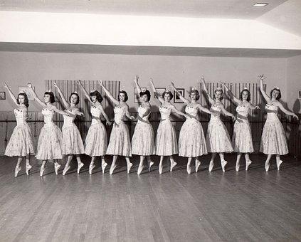 Ballet, Ballerinas, Dance, Studio, Classical, Women