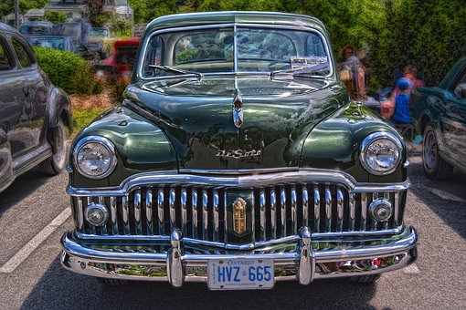Car, Classic, Vehicle, Transportation System, Chrome
