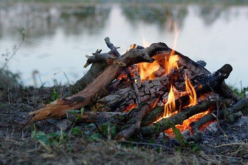 Heat, Flames, Burn, An Outbreak Of, Fire, Censer