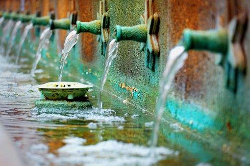 Water, Source, Sources, H2o, Wet, Splash, Drop