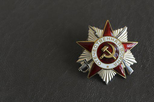 Decoration, The Great Patriotic War, Veteran, Symbol