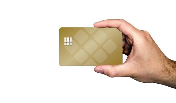 Business, Businessman, Chip Card, Bank Card, Map