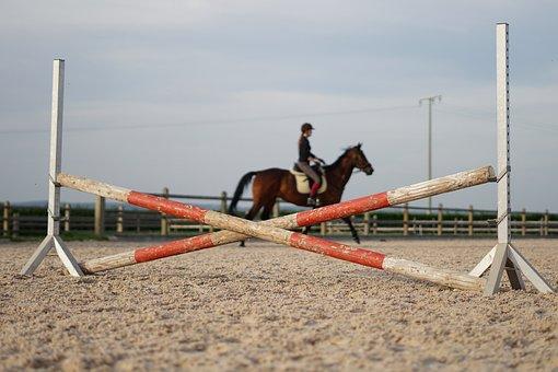 Horse, Ride, Reiterhof, Jump, Show Jumping, Reiter
