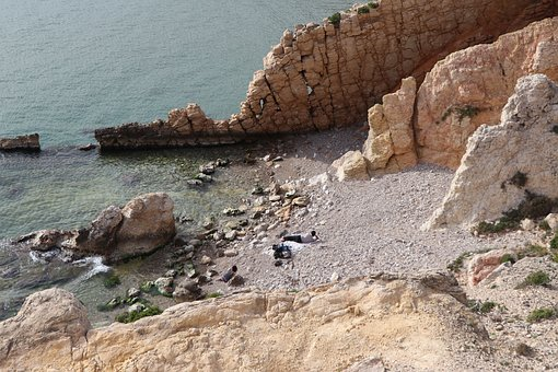 Nature, Travel, Landscape, Beach, Couple, Love
