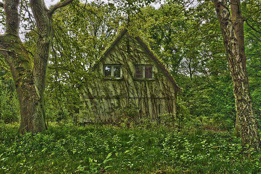 Lost Places, Home, Leave, Ruin, Old, Decay, Lapsed