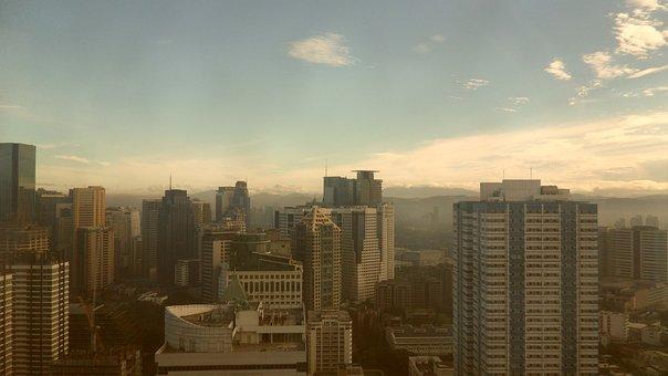 City, Skyscraper, Skyline, Cityscape, Panoramic