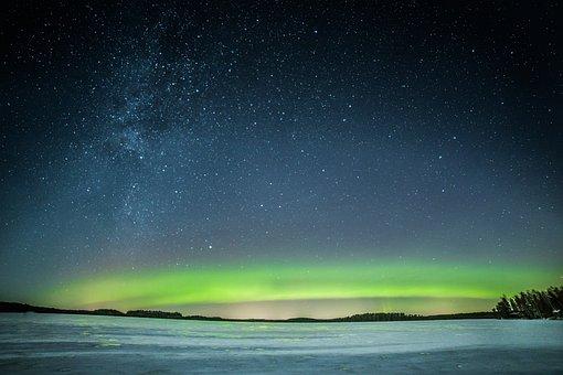 Sky, Nature, Astronomy, Landscape, Space, Dark