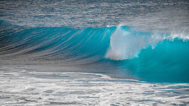 Wave, Splash, Water, Liquid, Nature, Wind, Splashing