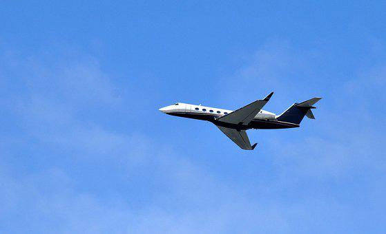 Airplane, Flight, Aircraft, Jet, Sky, Wing, Travel