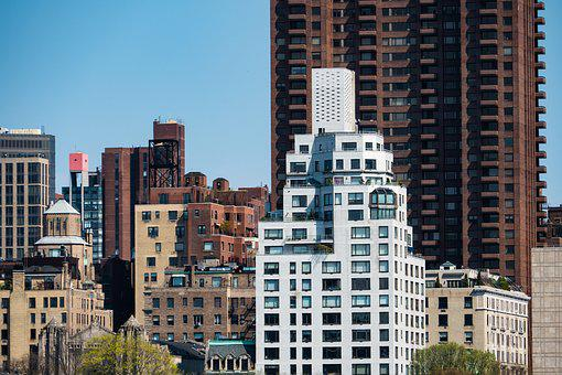 Penthouse, New York City, City, Architecture