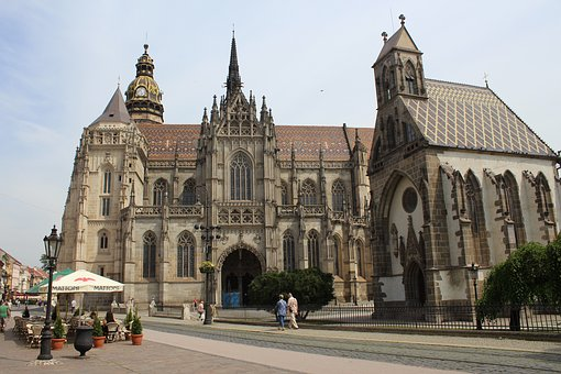 Architecture, Church, Travel, City, Building, Cathedral
