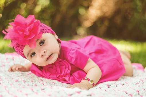 Child, Cute, Beautiful, Little, Girl, Nature, Baby