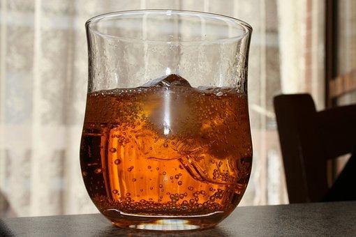 Drink, Glass, Refreshment, Crodino, Italian