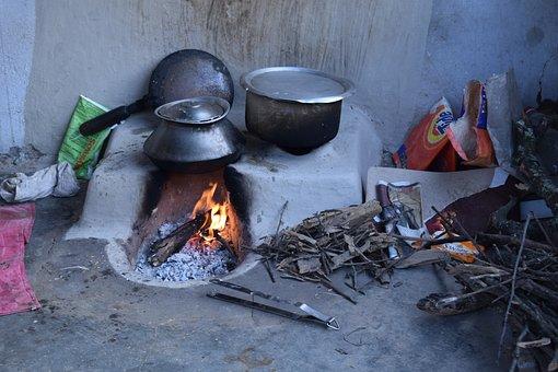Flame, Heat, Smoke, Burn, Burnt, Fireplace, Cooking