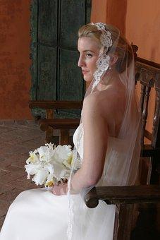 Wedding, Hats And Other Headgear, Women, Dress
