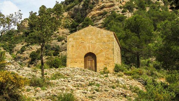 Horta De Sant Joan, Hermitage, Hiking, Take A Walk