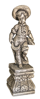 Gardener, Reaper, Sculpture, Garden Figurines, Figure