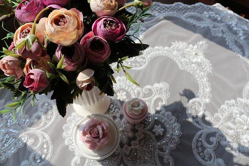 Flower, Celebration, Rose, Bridal, Bouquet De Fleurs