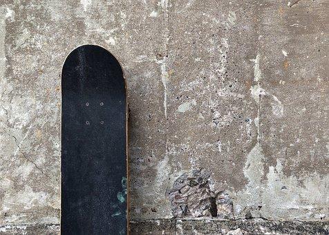 Skateboard, Skate, Sport, Extreme, Young, Skateboarding
