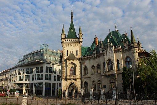 Architecture, Travel, Building, City, Sky, Tourism