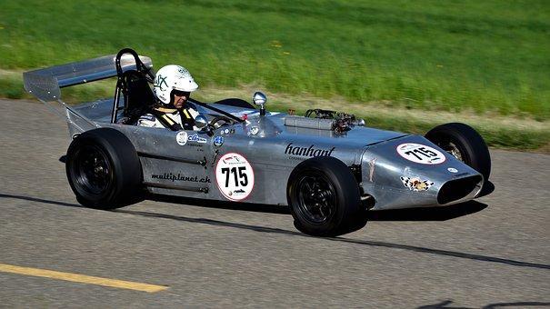 Hillclimb, Oldtimer, Sports Car, Gp Mutschellen 2018