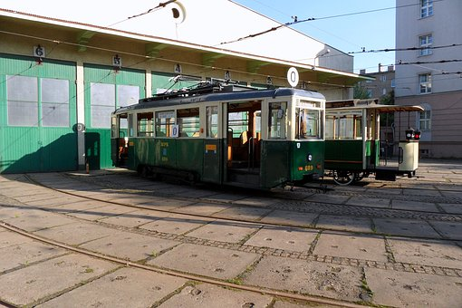 Tram, Monument Technology, Tech, Historic Vehicle