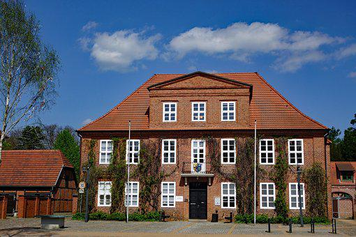 Ludwigslust-parchim, Town Hall