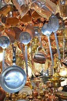 Bazaar, Vessels, Copper