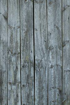 Wooden Boards, Boards, Wooden Gate, Old, Barn