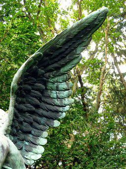 Angel, Angel Wings, Wing, Faith, Figure, Sculpture