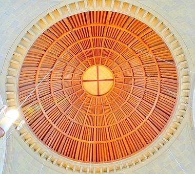 Church Of Christ, Mainz, Blanket, Architecture