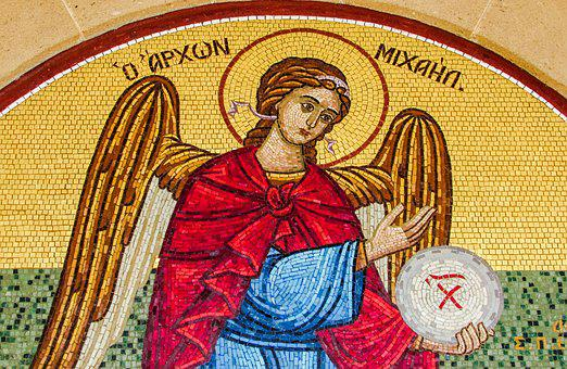 Archon, Michael, Iconography, Church, Orthodox