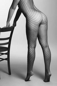Woman, Erotic, Legs, Back, Girl, Body, Nude, Butt, Po