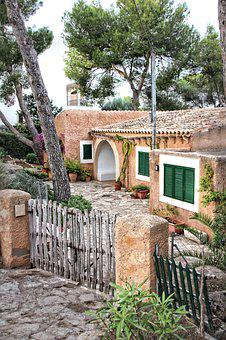 Mallorca, Finca, Holiday, Home, Landscape, South